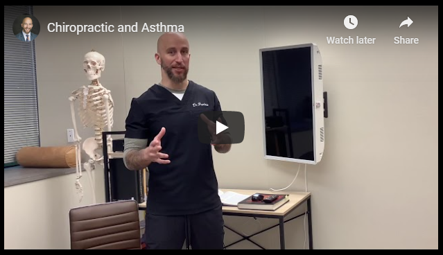 Chiropractor Richardson TX Dr Jonathan Pearlman Asthma