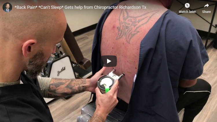 Chiropractic Care for Back Pain in Richardson TX