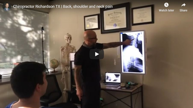 Chiropractic Care for Neck Pain in Richardson TX